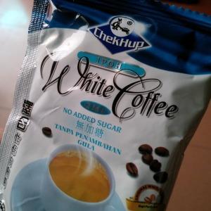 Blognya MasHar | White Coffee